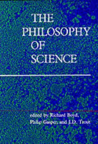 Philosophy of Science   1991 9780262521567 Front Cover