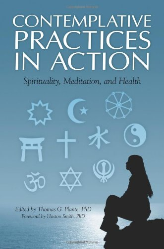 Contemplative Practices in Action Spirituality, Meditation, and Health  2010 edition cover
