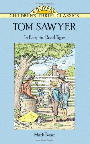 Tom Sawyer   1996 edition cover