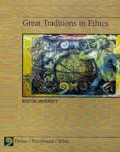 GREAT TRADITIONS IN ETHICS >CU N/A 9780495664567 Front Cover