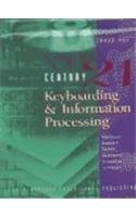 Keyboarding and Information Processing  6th 2000 9780538691567 Front Cover