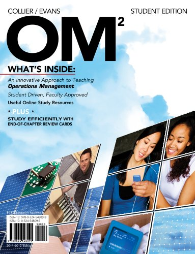 OM  2nd 2010 9780538745567 Front Cover