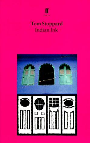 Indian Ink A Play  1995 edition cover