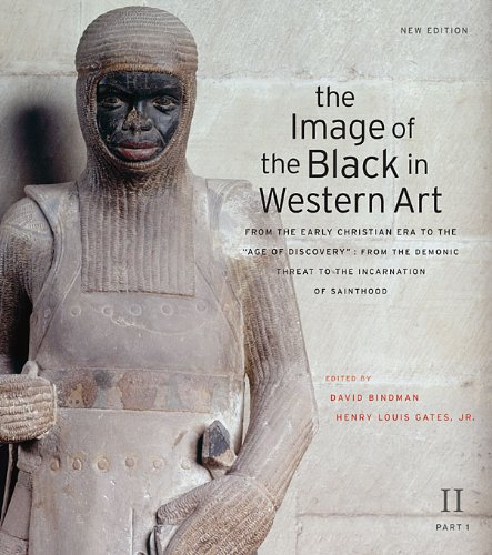 Image of the Black in Western Art From the Early Christian Era to the Age of Discovery - From the Demonic Threat to the Incarnation of Sainthood 2nd 1979 9780674052567 Front Cover