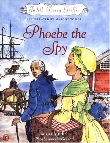 Phoebe the Spy   2002 9780698119567 Front Cover