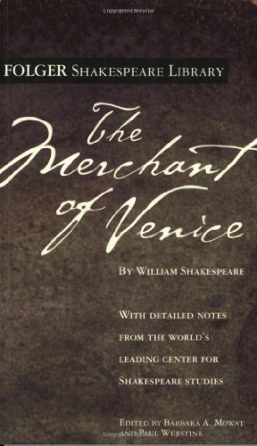 Merchant of Venice   2004 9780743477567 Front Cover