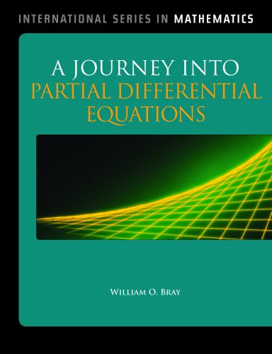 Journey into Partial Differential Equations   2012 (Revised) edition cover