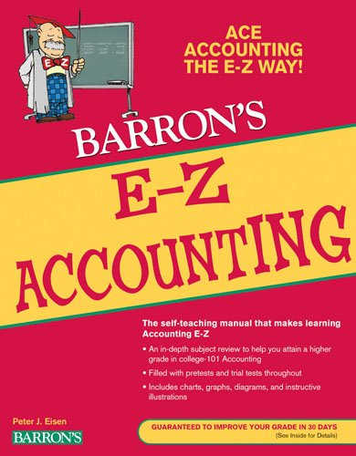 E-Z Accounting  5th 2009 (Revised) edition cover