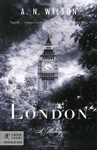 London A History N/A edition cover