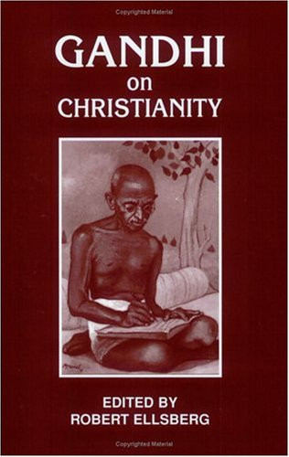 Gandhi on Christianity N/A edition cover