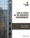 Law and Ethics in the Business Environment:   2014 9781285428567 Front Cover