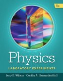Physics Laboratory Experiments:   2014 edition cover
