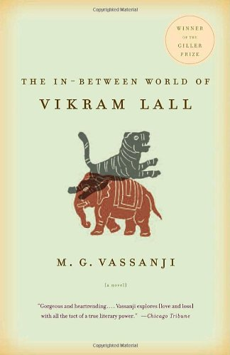 in-Between World of Vikram Lall  N/A edition cover