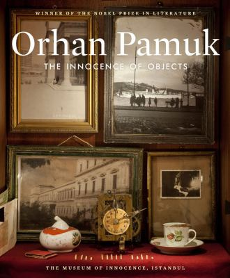 Innocence of Objects   2012 edition cover