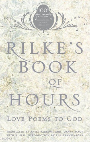 Rilke's Book of Hours Love Poems to God  2005 edition cover