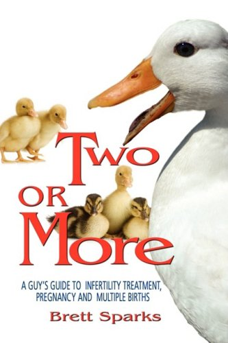Two or More-A Guy's Guide Through Infertility Assistance, Pregnancy and Multiple Births   2009 edition cover