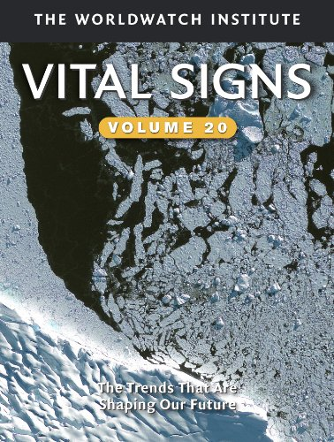 Vital Signs The Trends That Are Shaping Our Future  2013 9781610914567 Front Cover