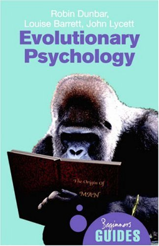 Evolutionary Psychology A Beginner's Guide  2005 edition cover