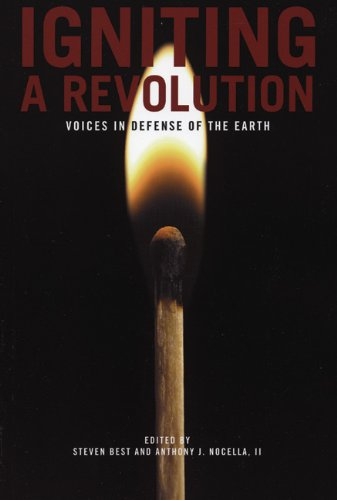 Igniting a Revolution Voices in Defense of the Earth  2006 edition cover