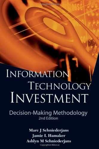Information Technology Investment Decision-Making Methodology 2nd 2010 edition cover