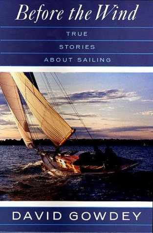 Before the Wind True Stories about Sailing  1994 edition cover