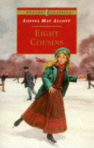 Eight Cousins   1995 (Abridged) edition cover
