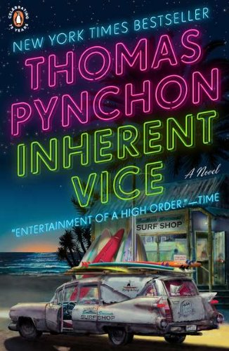 Inherent Vice  N/A 9780143117568 Front Cover