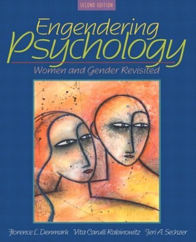 Engendering Psychology Women and Gender Revisited 2nd 2005 (Revised) edition cover