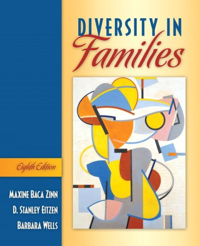 Diversity in Families  8th 2008 edition cover