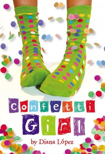 Confetti Girl   2010 edition cover