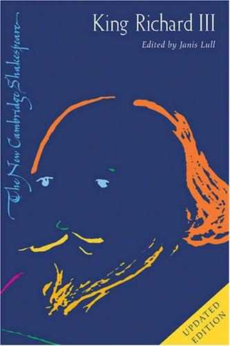 King Richard III  2nd 2009 edition cover