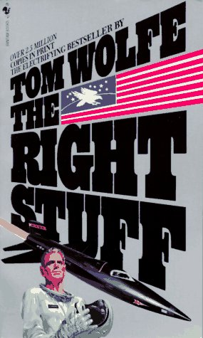 Right Stuff  N/A edition cover