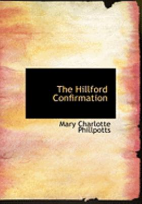 The Hillford Confirmation:   2008 edition cover