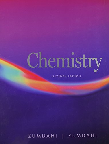 Chemistry/Student Solutions Guide to Accompany Chemistry 7th 2007 9780618800568 Front Cover