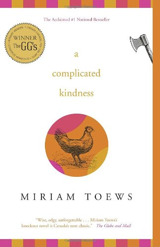 Complicated Kindness   2006 9780676978568 Front Cover