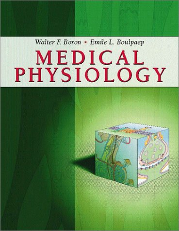 Medical Physiology   2002 edition cover