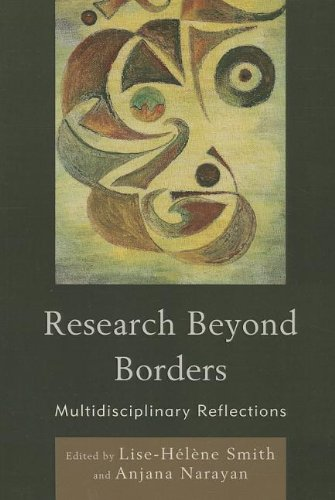 Research Beyond Borders Multidisciplinary Refections N/A edition cover
