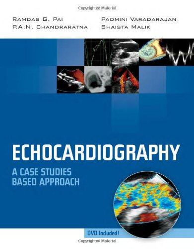 Echocardiography A Case Studies Based Approach  2013 (Revised) 9780763762568 Front Cover