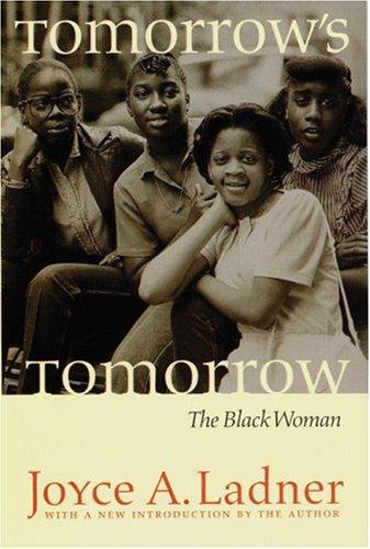 Tomorrow's Tomorrow The Black Woman  1995 edition cover