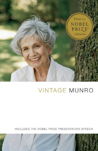 Vintage Munro Nobel Prize Edition N/A edition cover