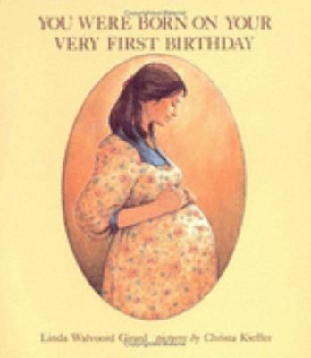 You Were Born on Your Very First Birthday  1999 edition cover