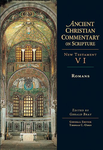 Romans  2nd 2005 (Revised) edition cover