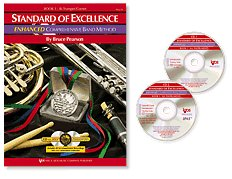 Standard of Excellence Enhanced Method Alto Sax 1  N/A 9780849707568 Front Cover