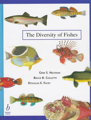 Diversity of Fishes   1997 9780865422568 Front Cover