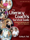 Literacy Coach's Survival Guide Essential Questions and Practical Answers 2nd 2014 edition cover