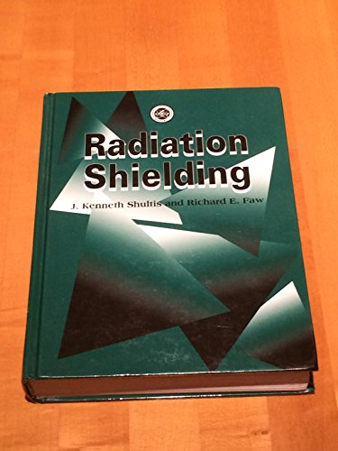 Radiation Shielding 1st 2000 edition cover