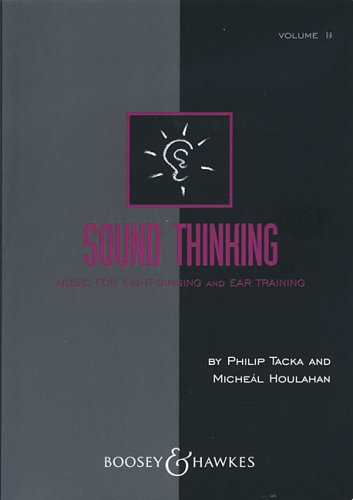 Sound Thinking Music for Sight-Singing and Ear Training N/A edition cover