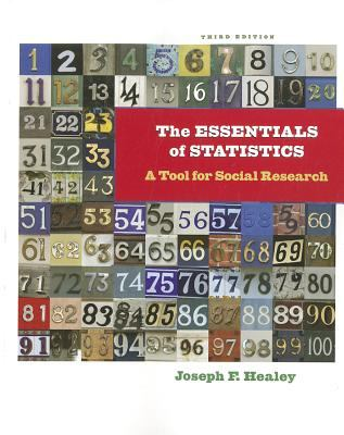 Essentials of Statistics A Tool for Social Research 3rd 2013 edition cover