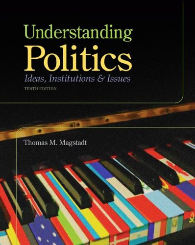 Understanding Politics  10th 2013 edition cover