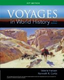 Voyages in World History N/A 9781305659568 Front Cover